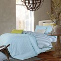 KING KOIL Fusion Indie Home Fitted Sheet Set FU05451