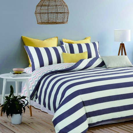 KING KOIL Fusion Indie Home Fitted Sheet Set FU05453