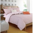 KING KOIL Fusion Indie Home Fitted Sheet Set FU05454