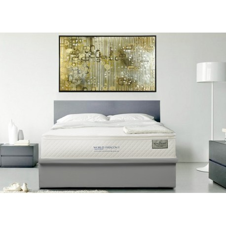 King Koil World Edition Paragon II Pocketed Spring Mattress