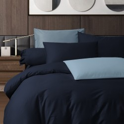 King Koil Colour Palette Duvet Cover SC01001 (Navy Blue)