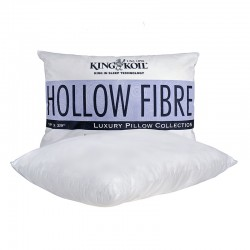 LUXURY HOLLOW FIBRE PILLOW