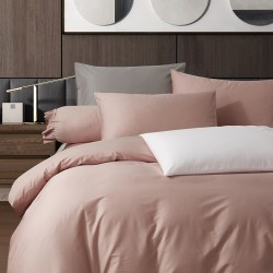 King Koil Colour Palette Duvet Cover SC01003 (Cameo Rose)