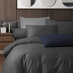 King Koil Colour Palette Duvet Cover SC01006 (Charcoal)