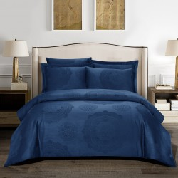 DORMA Loretta Bohemian Jacquard (Tencel) Fitted Sheet Set - 92007