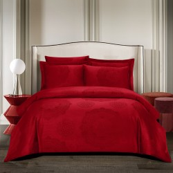 DORMA Loretta Bohemian Jacquard (Tencel) Fitted Sheet Set - 92008