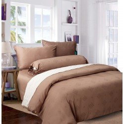 DORMA LORETTA TENCEL JAC FITTED SHEET -  90010