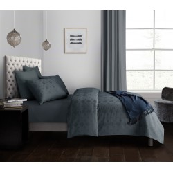 DORMA LORETTA TENCEL JAC Bed Set -  90016 DARK GREY