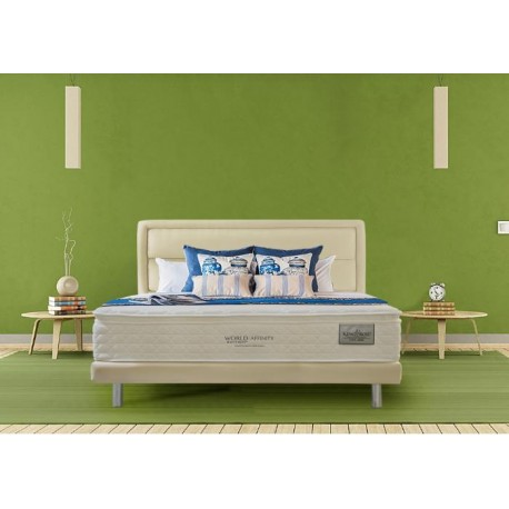 King Koil World Edition Affinity Pocketed Spring Mattress