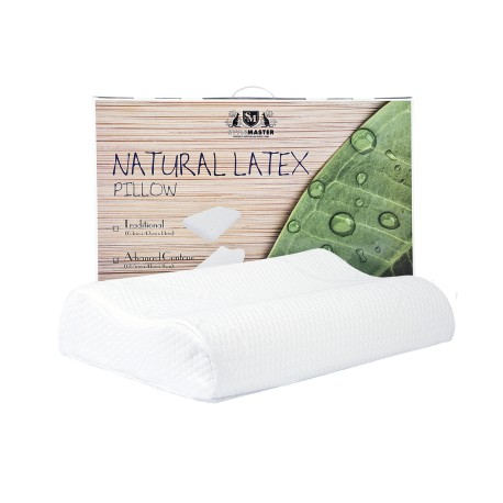 StyleMaster Natural Latex Advanced Contour Pillow