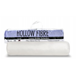 LUXURY HOLLOW FIBRE BOLSTER
