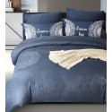 DORMA Loretta Bohemian Jacquard (Tencel) Fitted Sheet Set - 92004